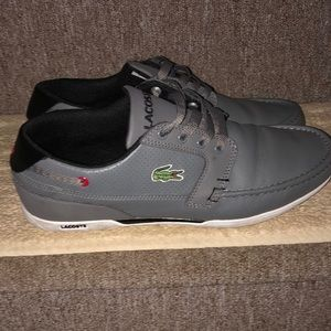 """Grey """"going out shoes"""""""